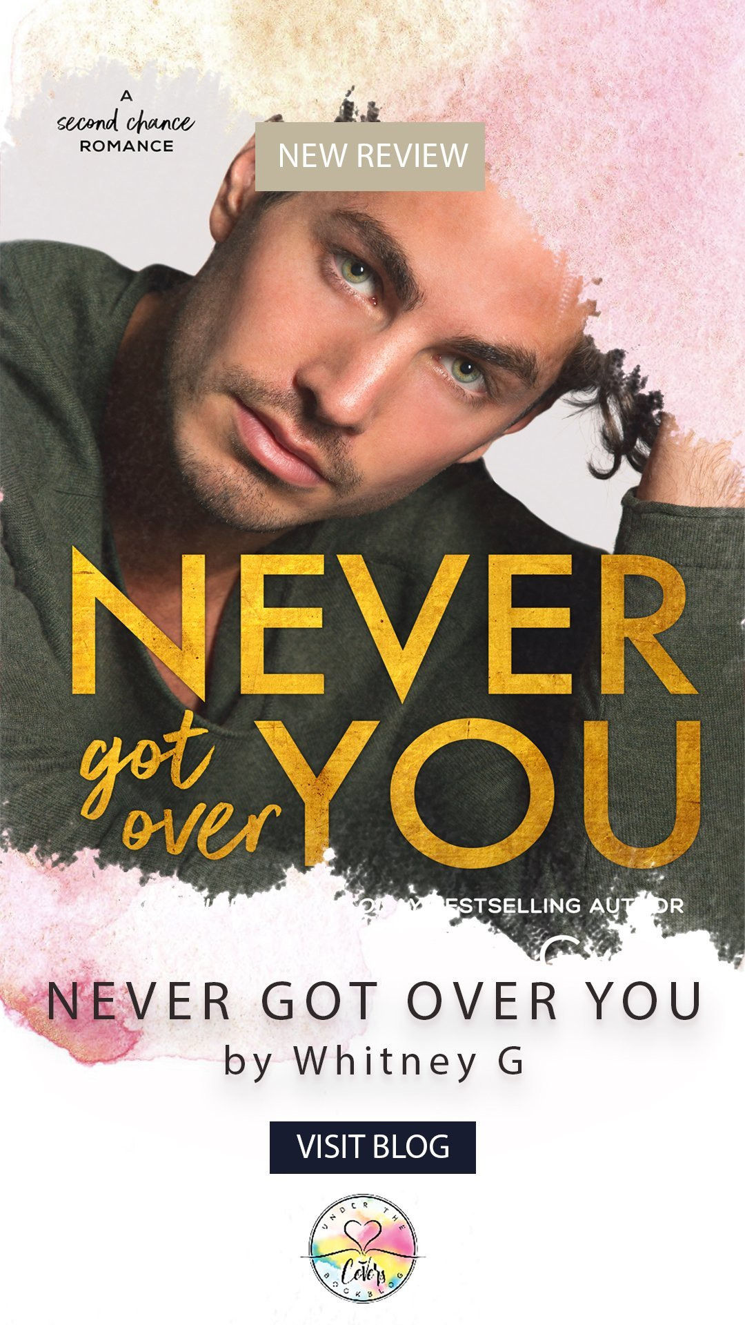 ARC Review: Never Got Over You by Whitney G.
