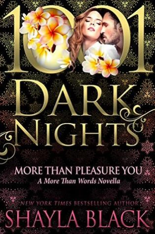 More Than Pleasure You by Shayla Black