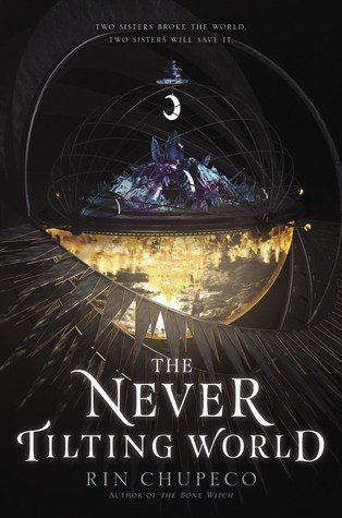 ARC Review: The Never Tilting World by Rin Chupeco