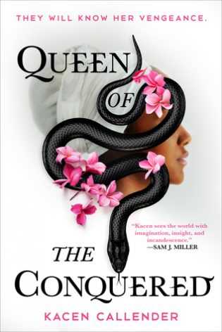 Queen of the Conquered by Kacen Callender