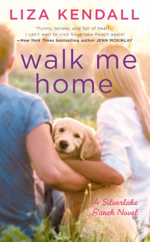 ARC Review: Walk Me Home by Liza Kendall