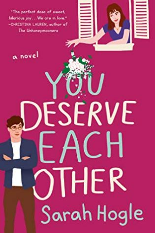 ARC Review: You Deserve Each Other by Sarah Hogle