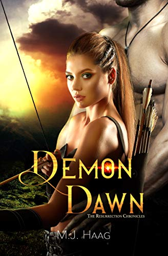Demon Dawn by M.J. Haag