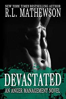 Devastated by R.L. Mathewson