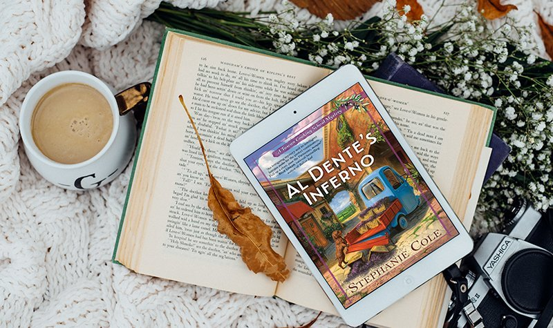ARC Review: Al Dente's Inferno by Stephanie Cole