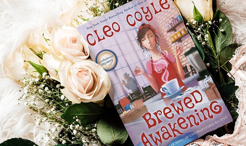 ARC Review: Brewed Awakening by Cleo Coyle