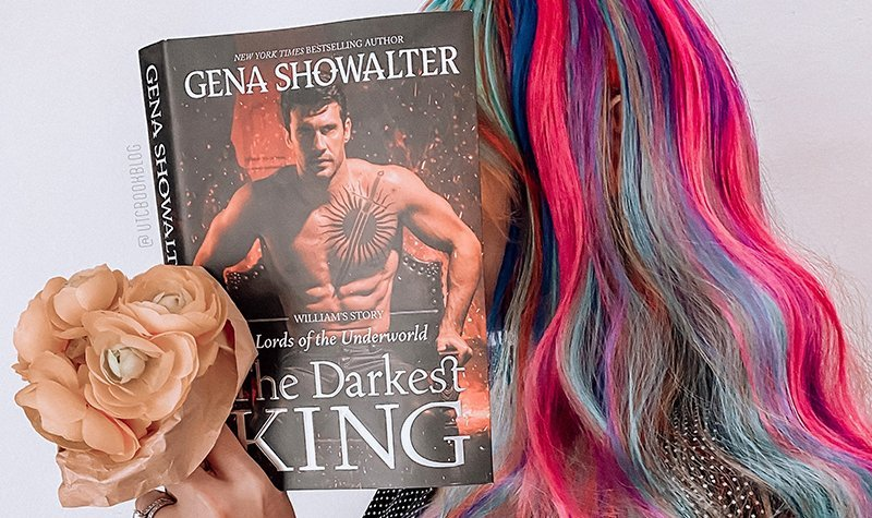 ARC Review: The Darkest King by Gena Showalter