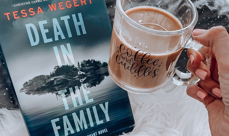 ARC Review: Death in the Family by Tessa Wegert