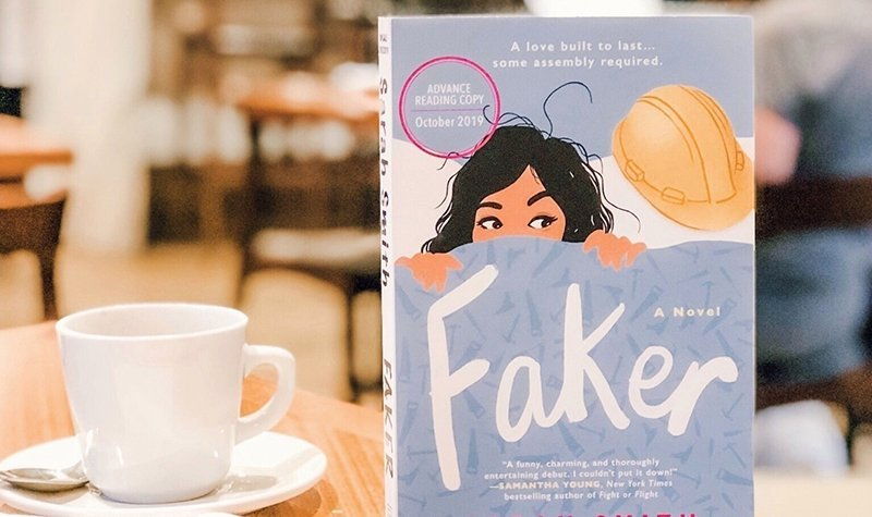 ARC Review: Faker by Sarah Smith