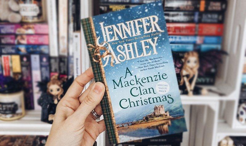 ARC Review: A Mackenzie Clan Christmas by Jennifer Ashley