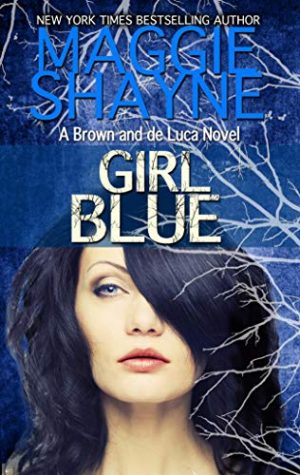 Girl Blue by Maggie Shayne