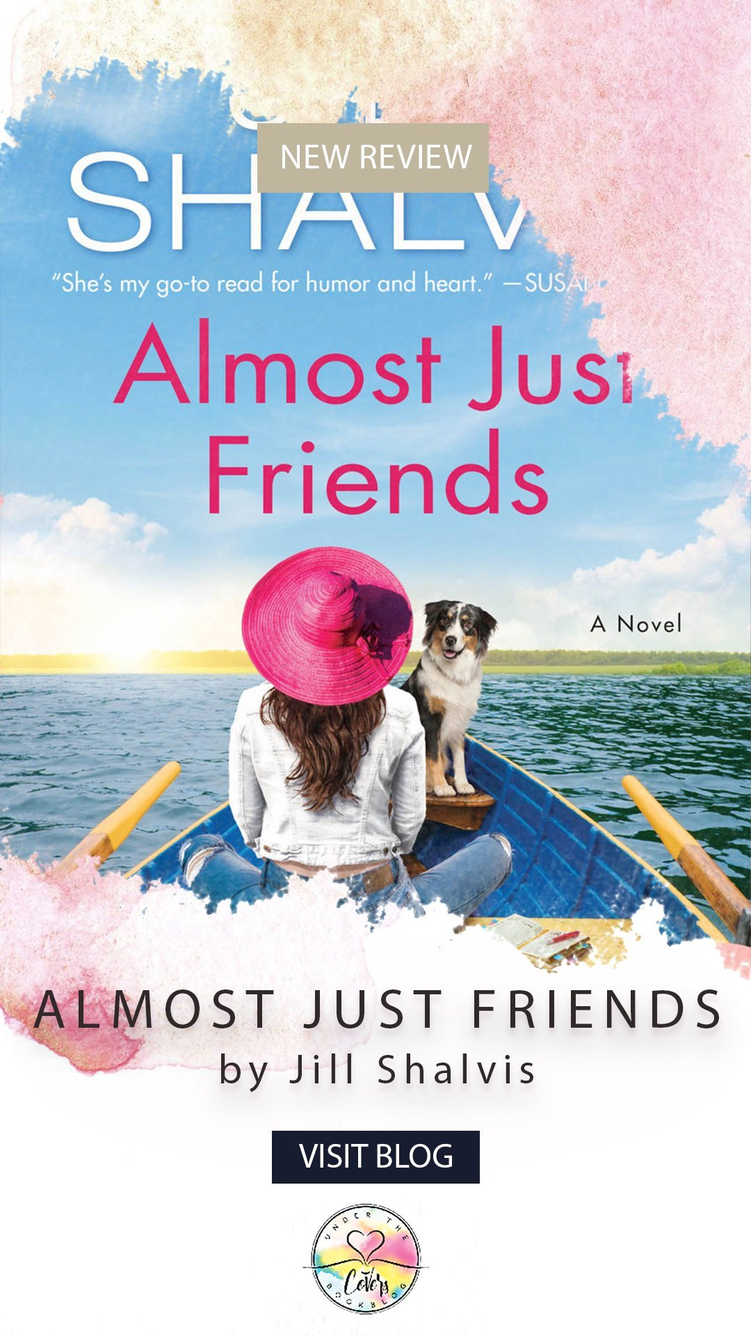 ARC Review: Almost Just Friends by Jill Shalvis