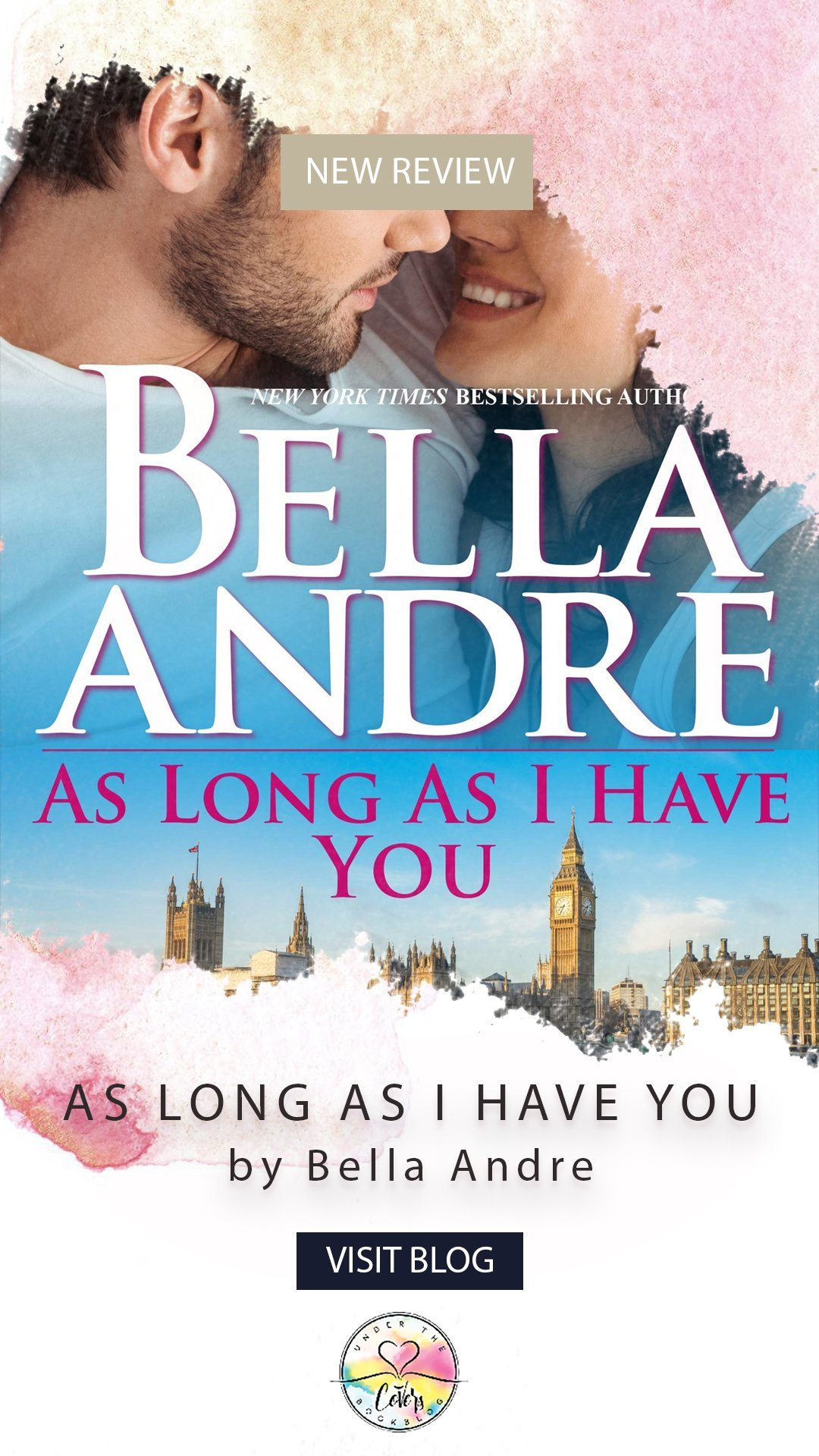ARC Review: As Long as I Have You by Bella Andre