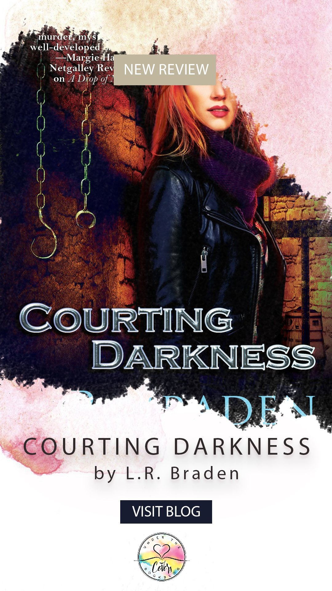 ARC Review: Courting Darkness by L.R. Braden