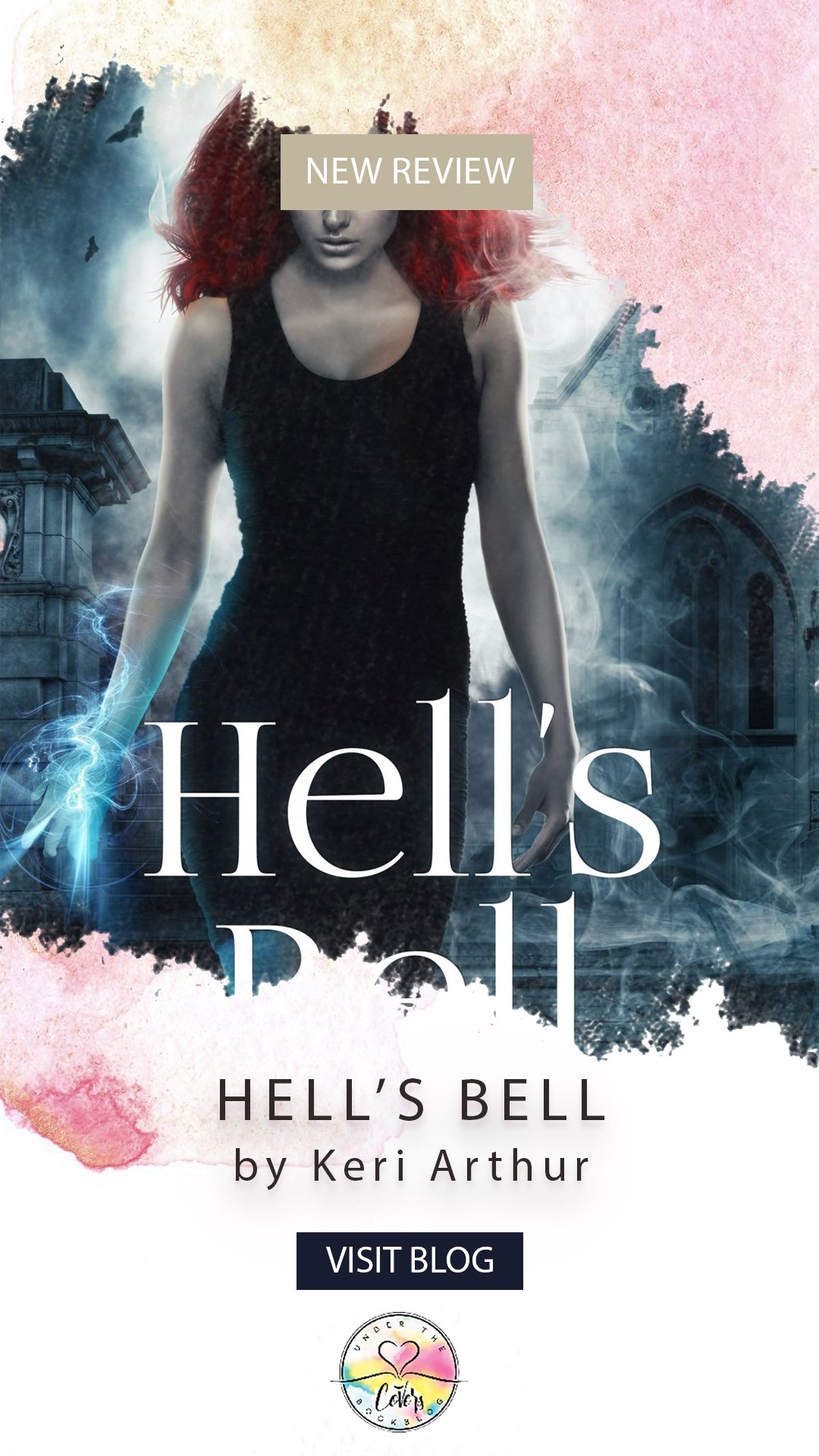Review: Hell\'s Bell by Keri Arthur