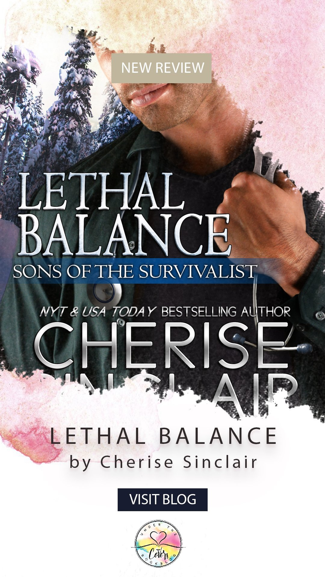 ARC Review: Lethal Balance by Cherise Sinclair