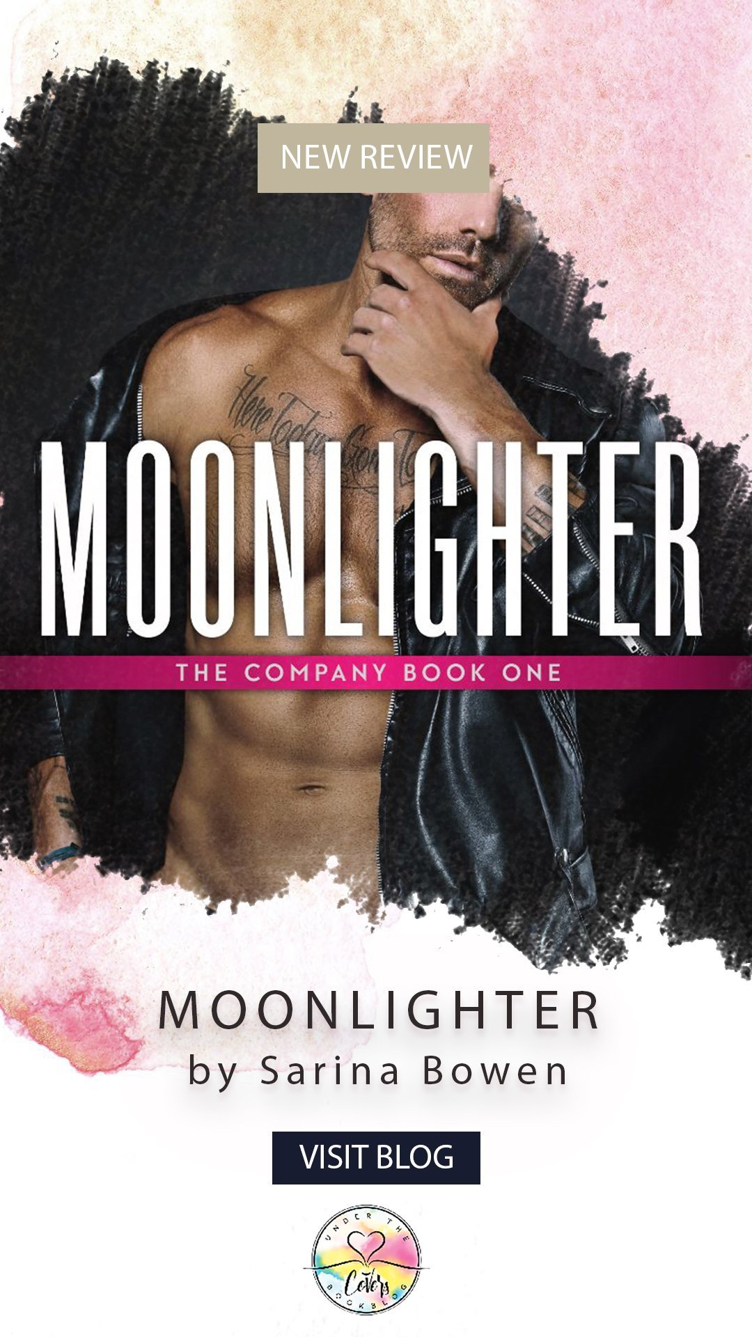 ARC Review: Moonlighter by Sarina Bowen