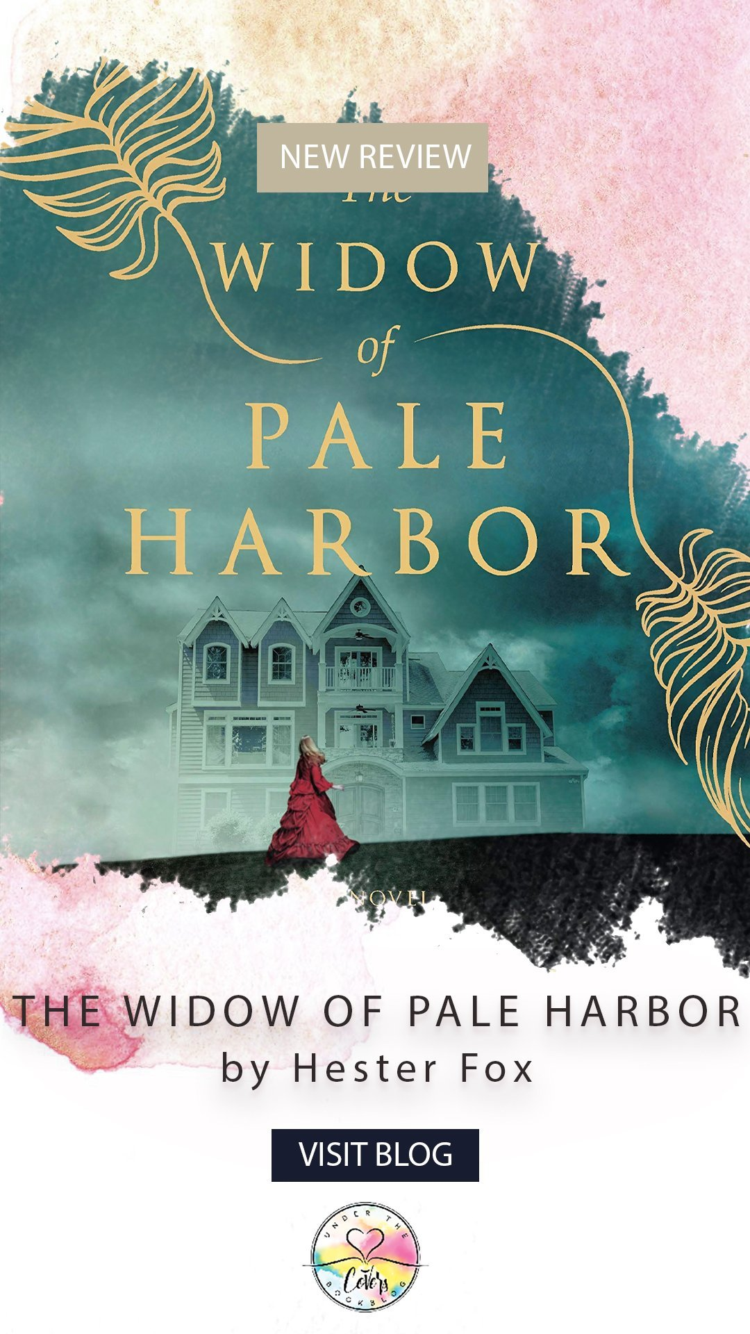 ARC Review: The Widow of Pale Harbor by Hester Fox