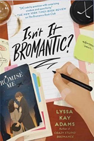 ARC Review: Isn't It Bromantic? by Lyssa Kay Adams