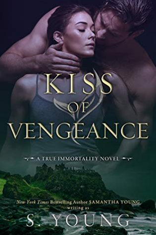 ARC Review: Kiss of Vengeance by S. Young