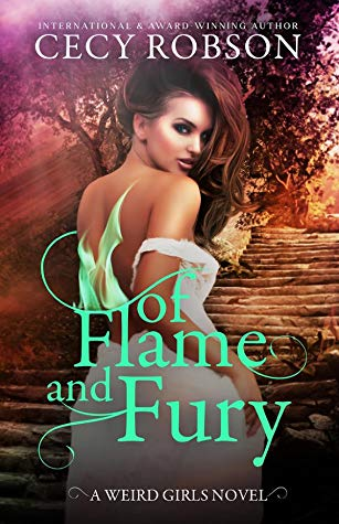 Of Flame and Furyby Cecy Robson