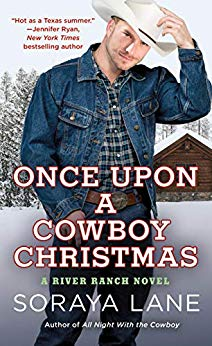 Once Upon a Cowboy Christmas by Soraya Lane