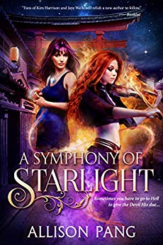 A Symphony of Starlight by Allison Pang