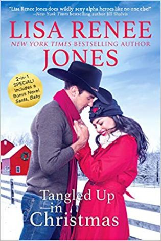 Tangled Up in Christmas by Lisa Renee Jones