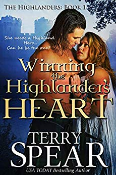 Winning the Highlander's Heart by Terry Spear