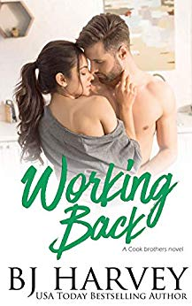 Working Back by B.J. Harvey