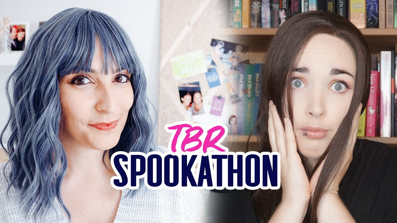October #Spookathon TBR