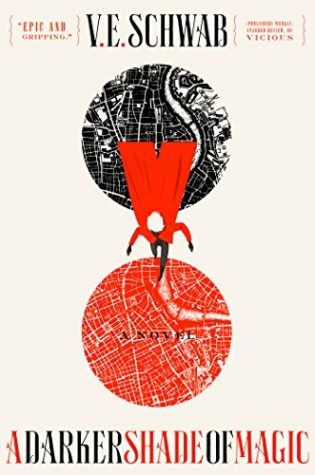 Romanceopoly Review: A Darker Shade of Magic by V.E. Schwab