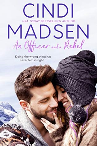 Review: An Officer and a Rebel by Cindi Madsen