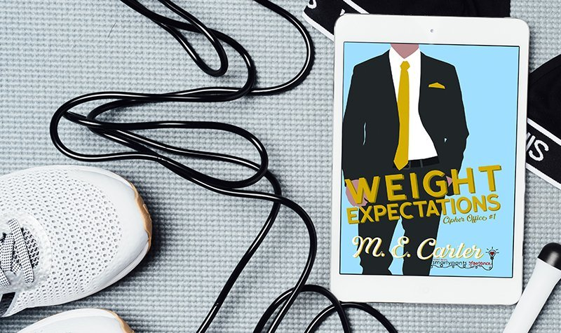 Review: Weight Expectations by M.E. Carter