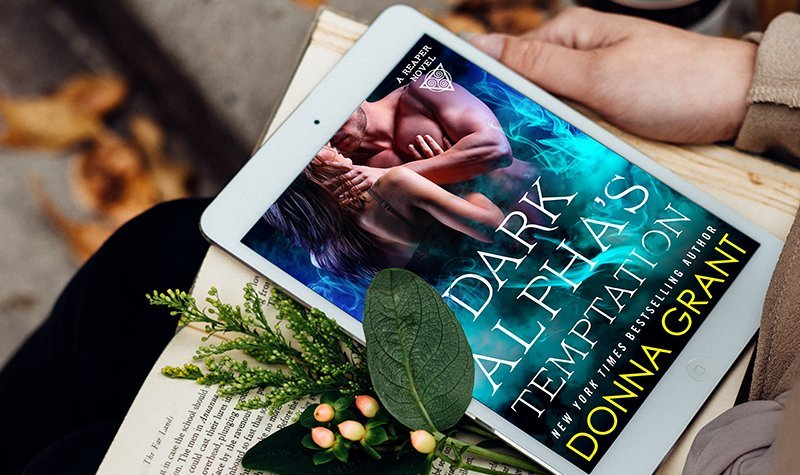 ARC Review: Dark Alpha's Temptation by Donna Grant
