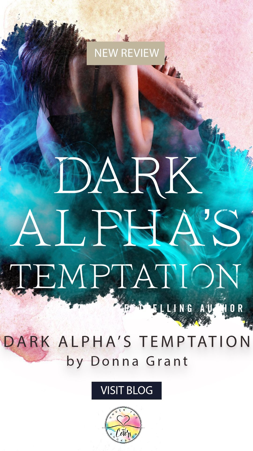 ARC Review: Dark Alpha\'s Temptation by Donna Grant