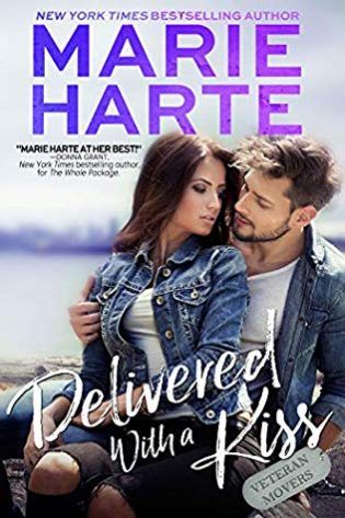 ARC Review: Delivered with a Kiss by Marie Harte