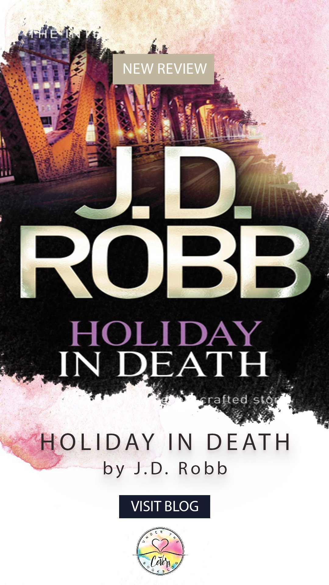 Buddy Read: Holiday In Death by J..D. Robb