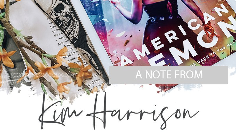 AMERICAN DEMON by Kim Harrison is Coming!