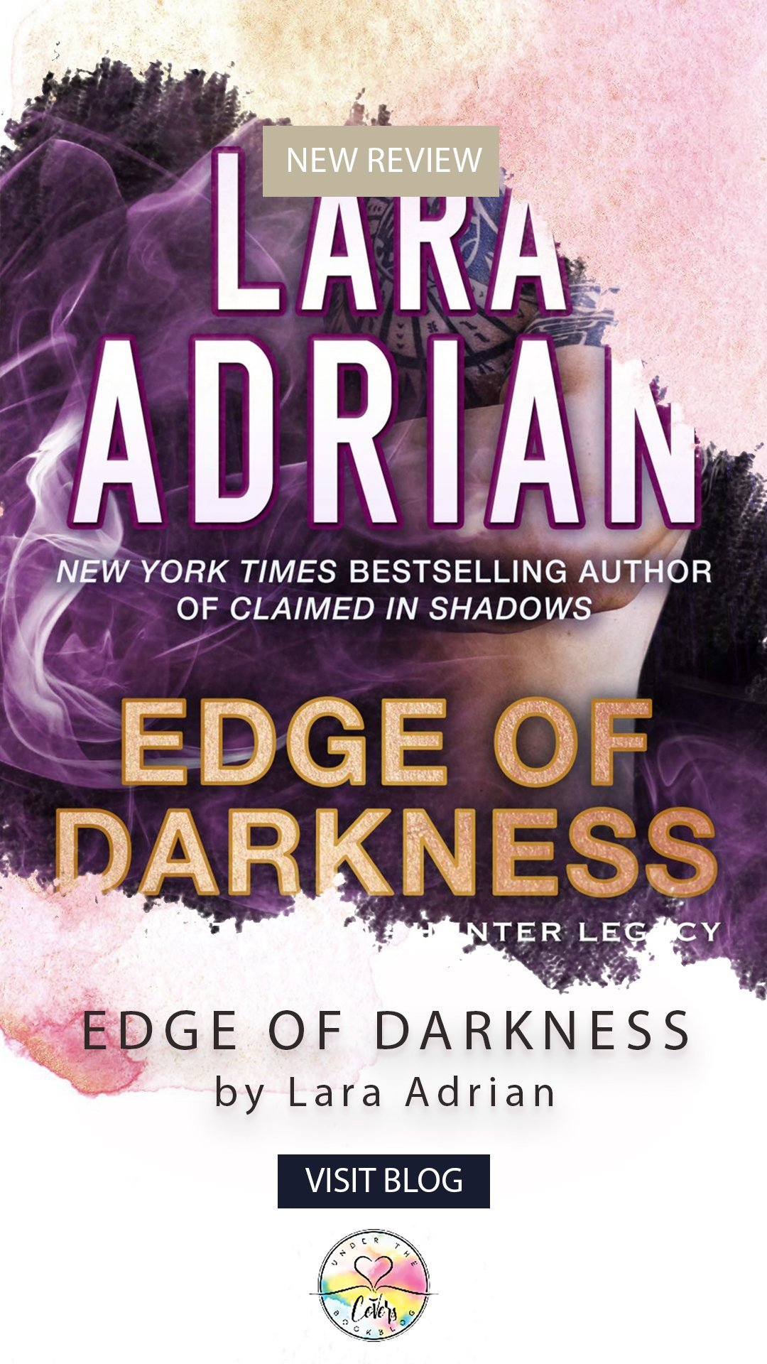 ARC Review: Edge of Darkness by Lara Adrian