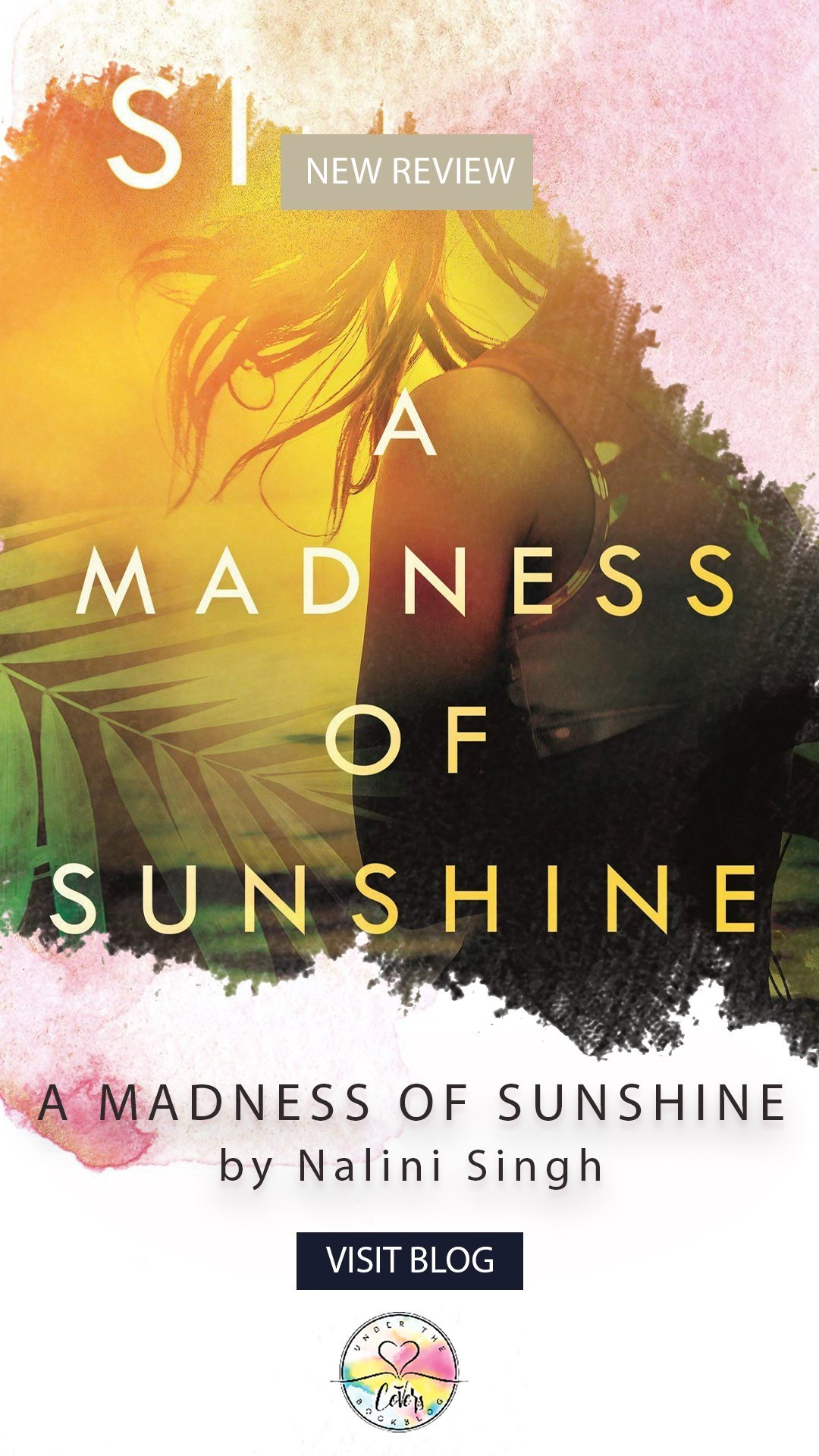 ARC Review: A Madness of Sunshine by Nalini Singh