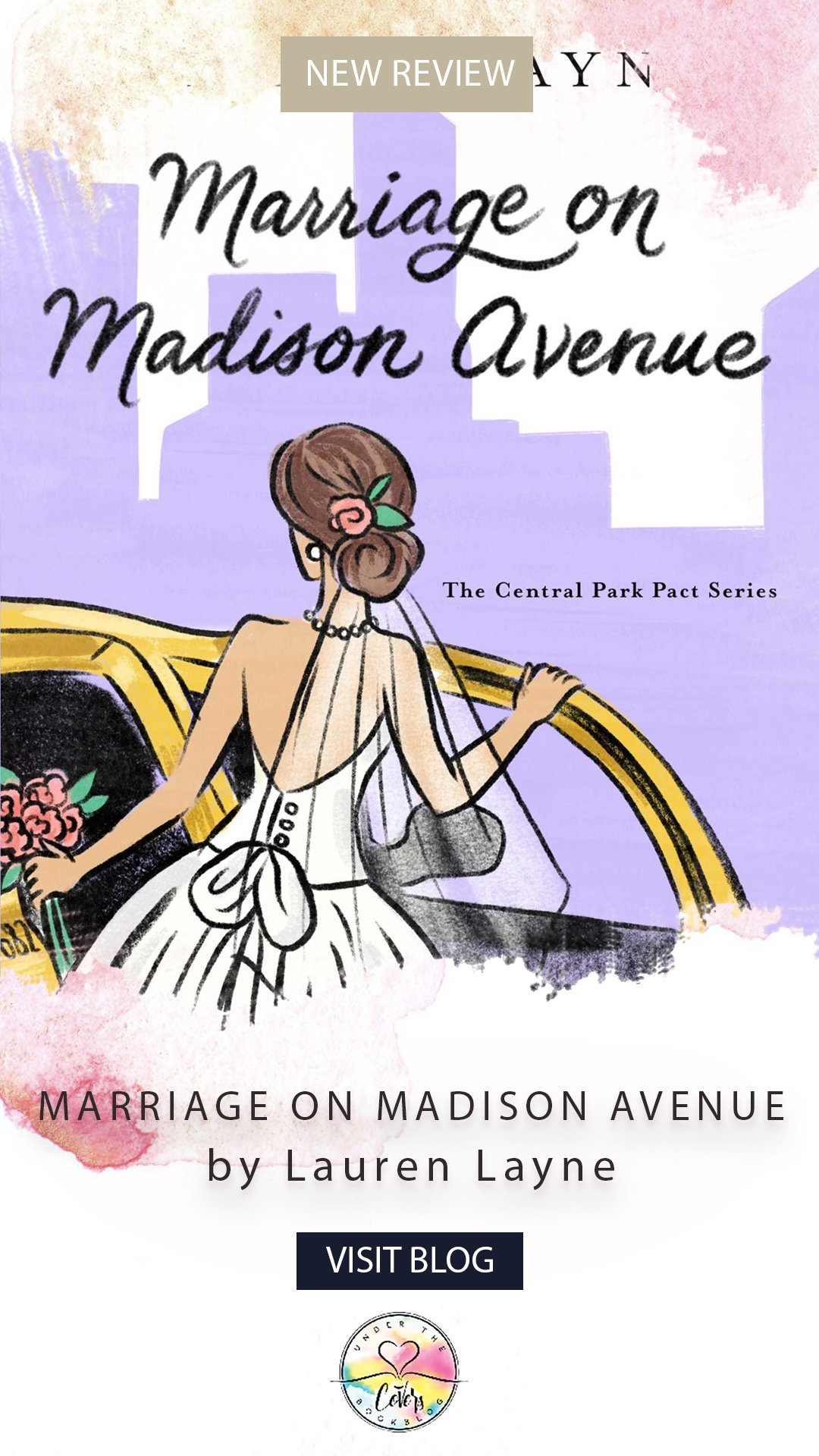 ARC Review: Marriage on Madison Avenue by Lauren Layne