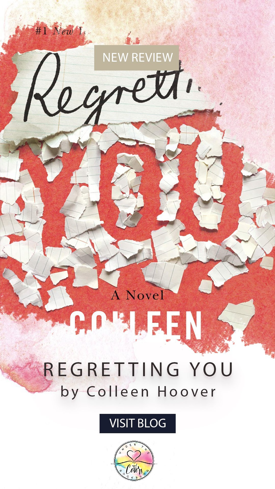 ARC Review: Regretting You by Colleen Hoover