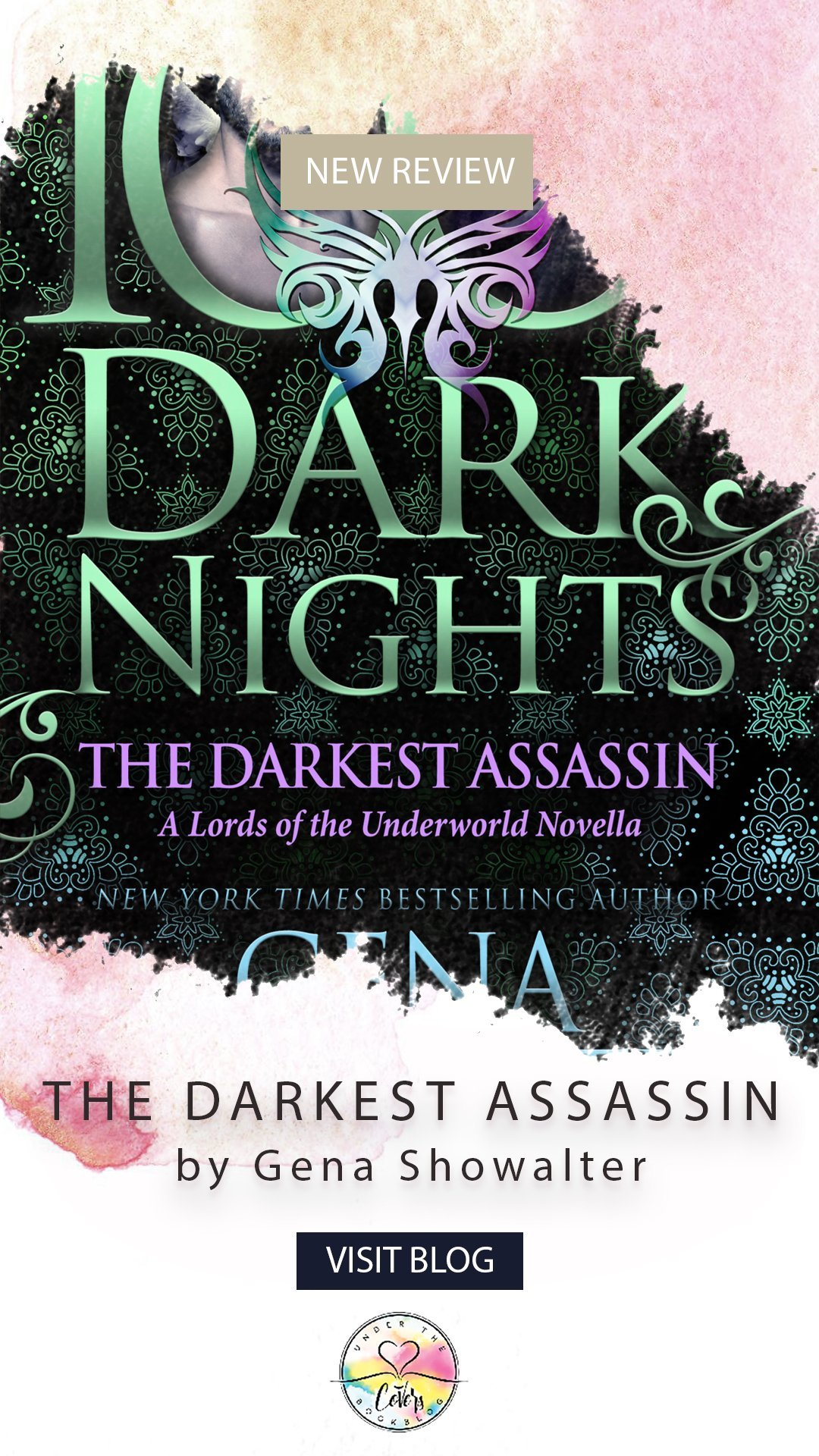 ARC Review: The Darkest Assassin by Gena Showalter