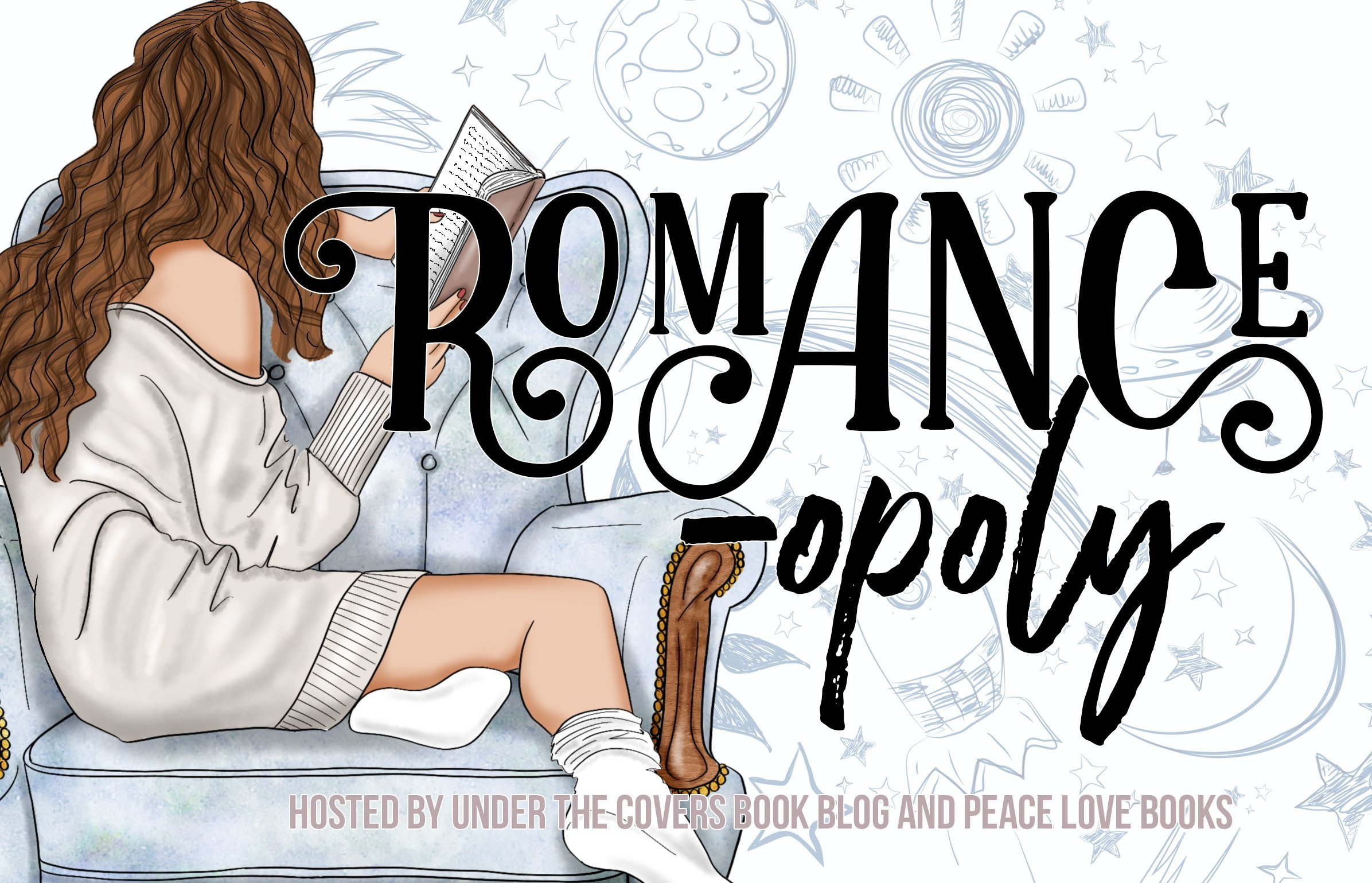 Romanceopoly 2020 Announcement | Reading Challenge