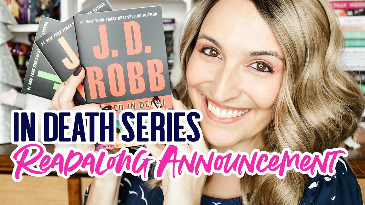 In Death Readalong Announcement | Reading Challenge
