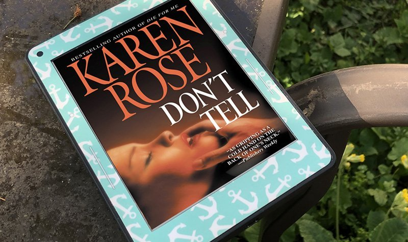 Review: Don't Tell by Karen Rose