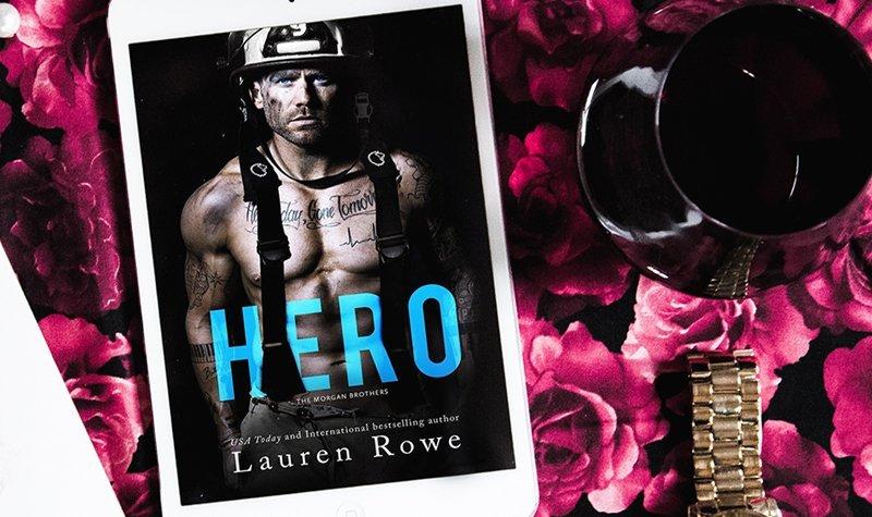Romanceopoly Review: Hero by Lauren Rowe