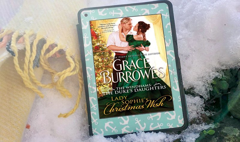 ARC Review: Lady Sophie's Christmas Wish by Grace Burrowes