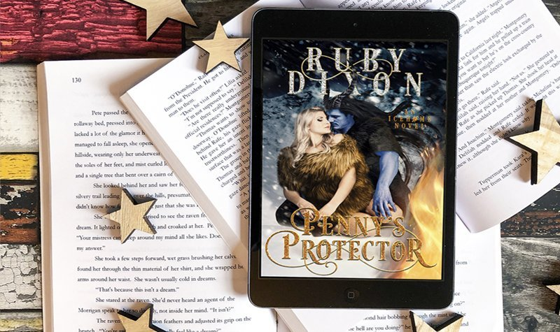 Review: Penny's Protector by Ruby Dixon